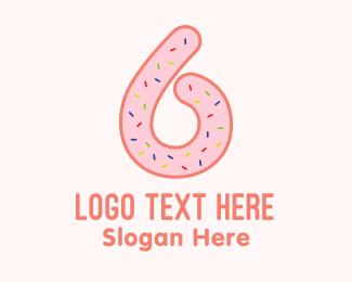 Logo Design - Six Donuts