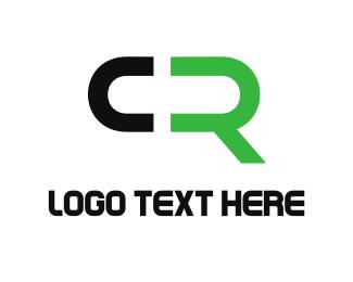 Racing - C & R logo design