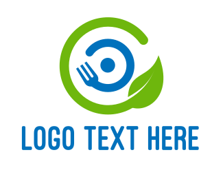 Raw - Healthy C Restaurant  logo design