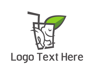 Lemonade - Fresh Idea logo design