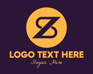 Fashion - Golden Premium Letter Z logo design