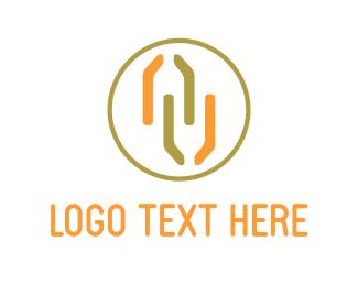 Orange Chemistry Logo