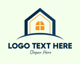 Real Estate Housing Logo