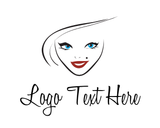 Hairstyle - Beauty Face logo design