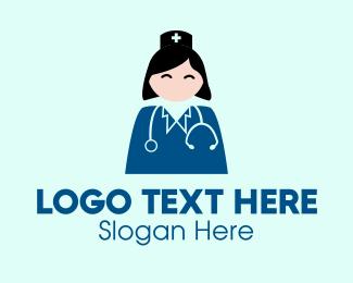 Nurse - Professional Nurse logo design