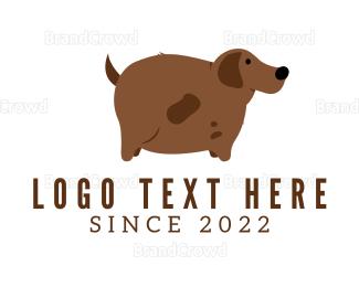 """Brown Dog"" by FishDesigns61025"