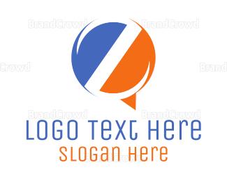 Lettermark Z - Letter Z Bubble logo design