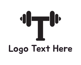 Olympic - Black Weights logo design