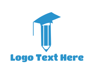 Graduation - Pencil Graduation logo design
