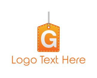Tag - Tag Letter G logo design