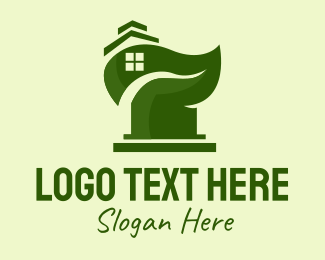 Sustainable - Sustainable Home Construction logo design