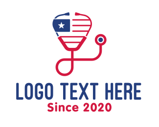 Liberia - Liberian Stethoscope logo design