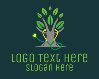 Physician - Medical Tree logo design