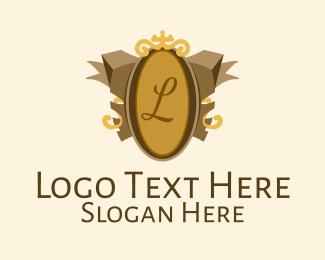 Sigil - Luxury Crest Lettermark logo design