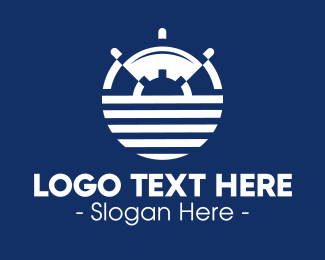 Seaside - Seaside Marines logo design