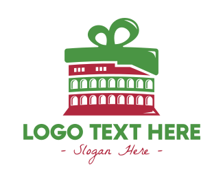 Celebrate - Italian Gift logo design