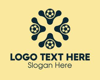 Soccer Sports Club  Logo