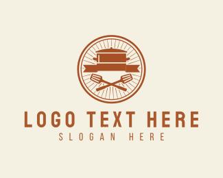 Fast Food - Cooking Kitchen Food logo design