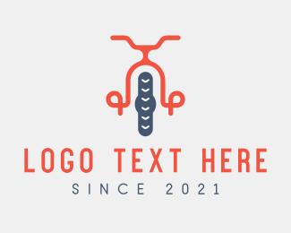 Bike - Mini Bike logo design