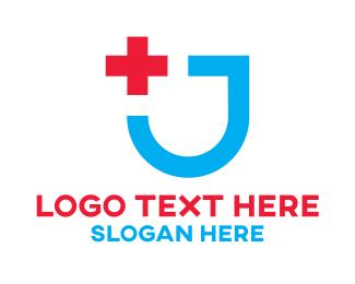 Physician - Medical Shield logo design
