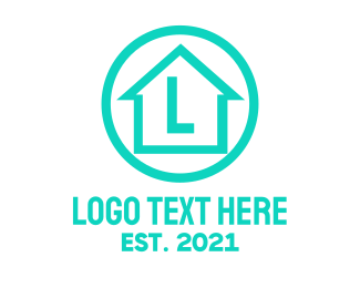 Mint - Mint House Lettermark logo design