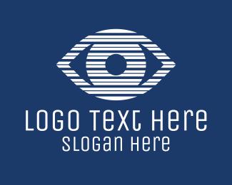 Vision - Optical Vision Clinic logo design
