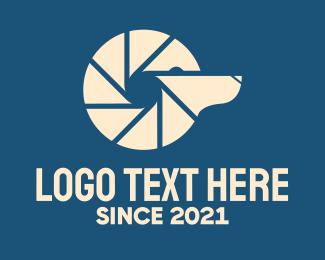 Documentary - Pet Dog Camera logo design