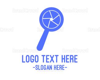 Search - Shutter Search  logo design