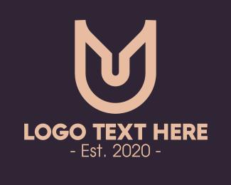 Firm - Elegant Letter U logo design