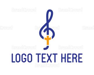 Christian - Christian Music logo design