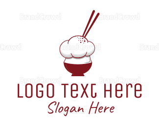 Soup - Chinese Chef logo design