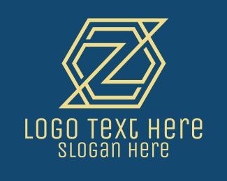 General - Super Letter Z logo design