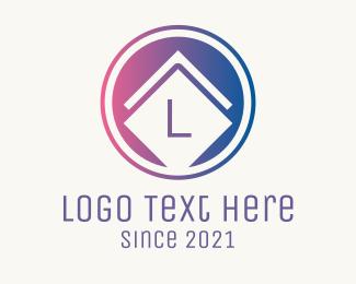 Furnish - Tile Company Letter logo design