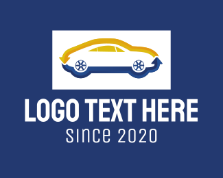 Suv - Automotive Car Exchange logo design