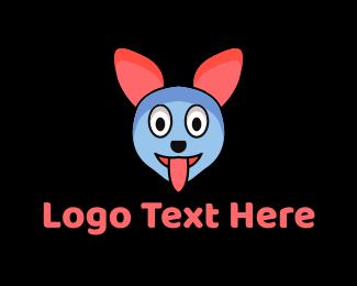 Ear - Happy Hare logo design
