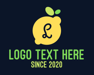 """Lemon Lettermark"" by BrandCrowd"