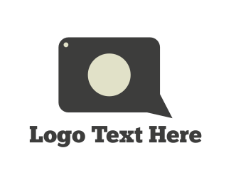 Photography - Photography Conversation logo design