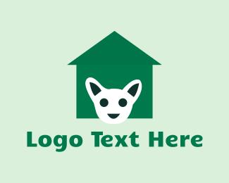 Home - Pet Home logo design