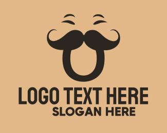 Hipster Letter O Logo