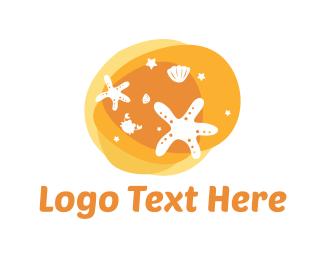 Starfish - Starfish Circle logo design