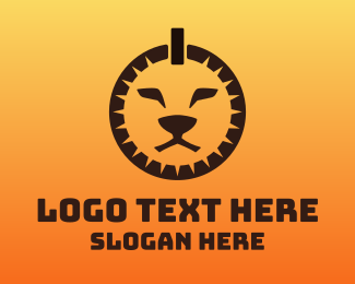 Safari - Power Lion logo design