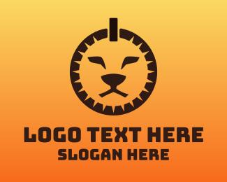 Power - Power Lion logo design