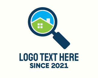Zoom - Looking For Houses logo design