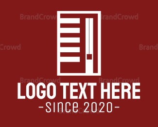 Build - Building Elevator logo design