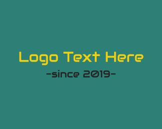 Coder - Futuristic & Modern logo design