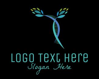 Agriculture - Agricultural DNA Laboratory logo design