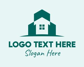 Construction - House Construction Company  logo design
