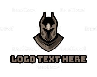 Batman - Dark Knight logo design
