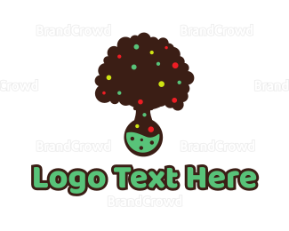Confectionary - Tree Lab logo design