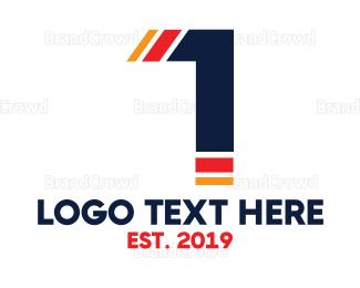 Petroleum - Parrot Number 1 logo design